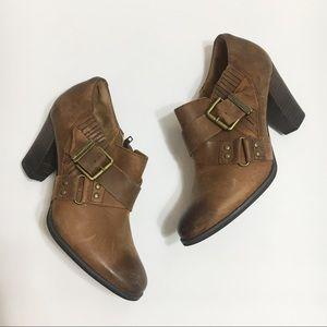 Clark's Indigo Heath Woodlark Ankle Boot